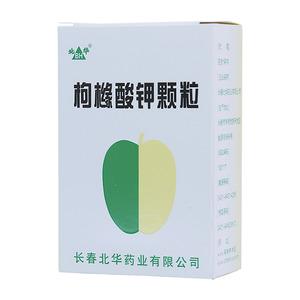 北華 枸櫞酸鉀顆粒