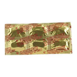 新秀 復方氨酚烷胺片(修正藥業集團股份有限公司)-修正股份包裝細節圖6