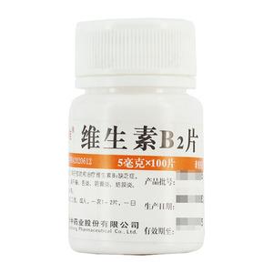 維福佳 維生素B2片