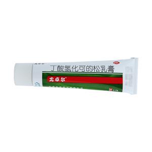 尤卓尔 丁酸氢化可的松乳膏(天津金耀药业有限公司)-金耀药业包装细节图6
