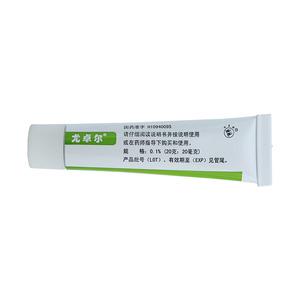 尤卓尔 丁酸氢化可的松乳膏(天津金耀药业有限公司)-金耀药业包装细节图7
