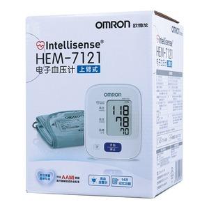 【歐姆龍】電子血壓計
