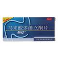益动 马来酸多潘立酮片 包装侧面图1