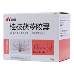 康緣 桂枝茯苓膠囊