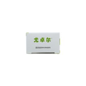 尤卓尔 丁酸氢化可的松乳膏(天津金耀药业有限公司)-金耀药业包装细节图3