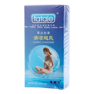 零點 天然膠乳橡膠避孕套