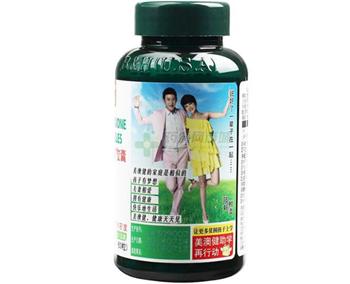 大豆异黄酮钙软胶囊主要成份介绍