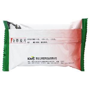 庆瑞 金荞麦片(黑龙江康麦斯药业有限公司)-黑龙江康麦斯包装细节图4