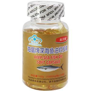 深海鱼油软胶囊的说明书