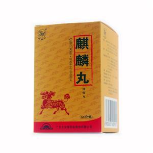 麒麟丸(60g/瓶) - 广东太安堂