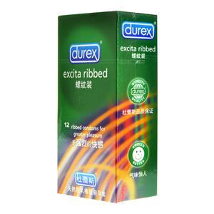【杜蕾斯】天然膠乳橡膠避孕套