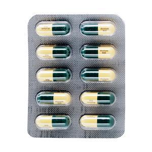 導升明 羥苯磺酸鈣膠囊(KlockePharmaService)包裝細節圖7
