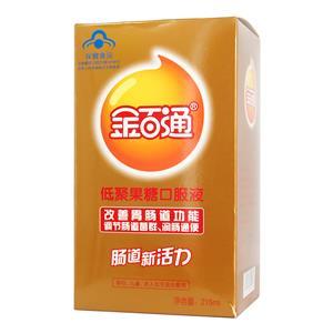 【金百通】低聚果糖口服液