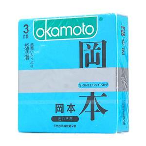 【岡本】天然胶乳橡胶避孕套