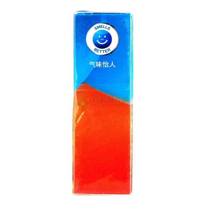 【杜蕾斯】Love大胆爱·天然胶乳橡胶避孕套 包装细节图7