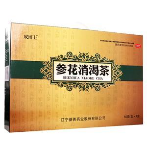 成博士 参花消渴茶(辽宁德善药业股份有限公司)-辽宁德善包?#23433;?#38754;图1